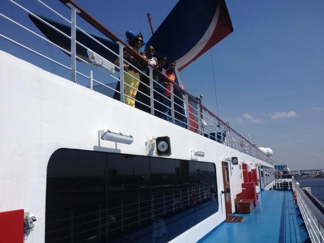 Kids on deck CCL_Splendor 051615