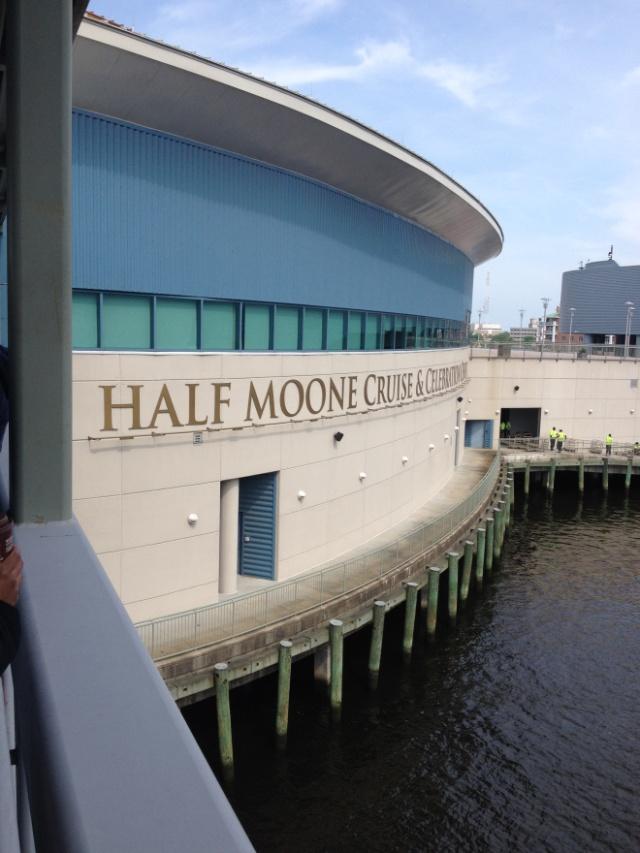 Half Moone Cruise Port Norfolk