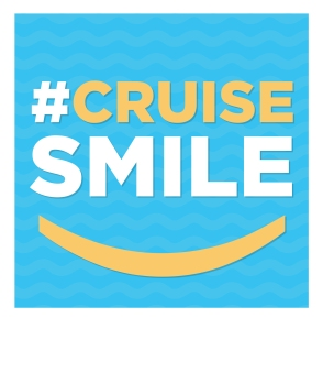 Don't forget to tag your smiling pics with #CruiseSmile #Sweepstakes