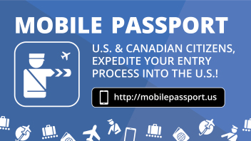 Mobile Passport logo