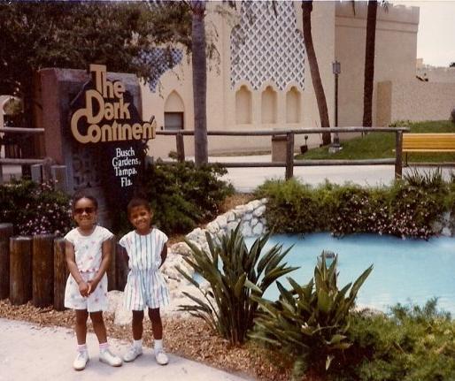 Busch Gardens 1986
