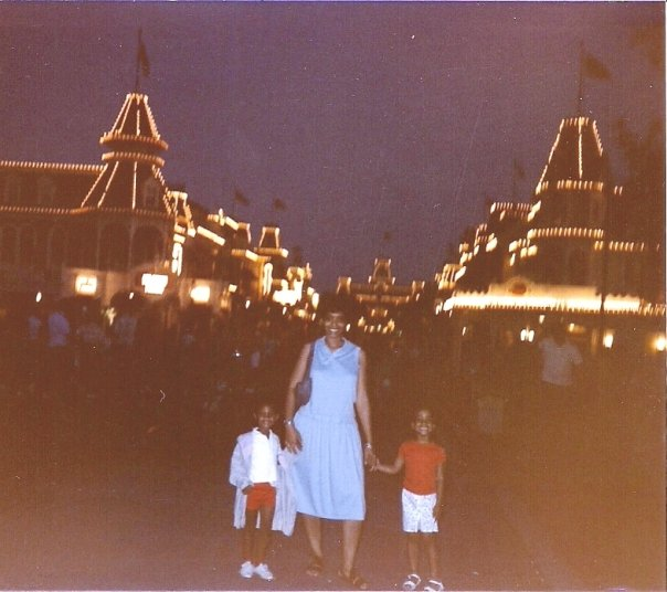 Disney World 1987
