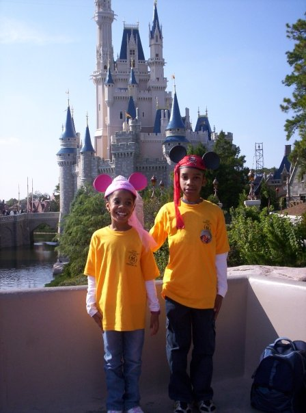 Disney World 2005