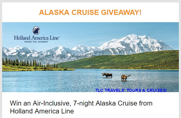 "It's ""Free Cruise"" Season! Enter for Your Chance to Win Now!"