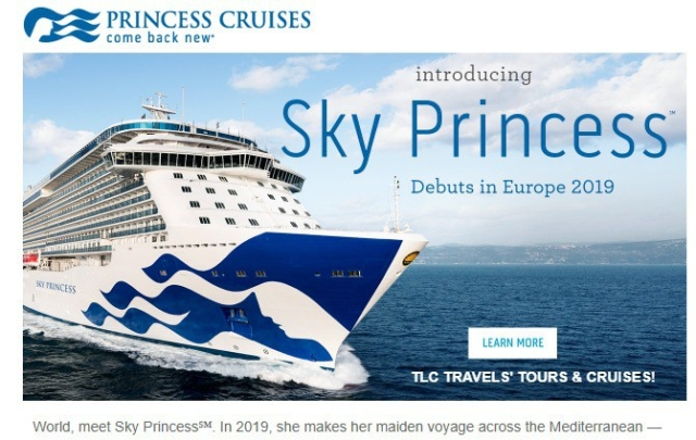 Introducing Sky Princess!