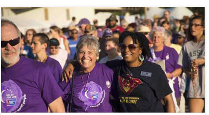 Join a Relay For Life Event to Support the American Cancer Society Today!