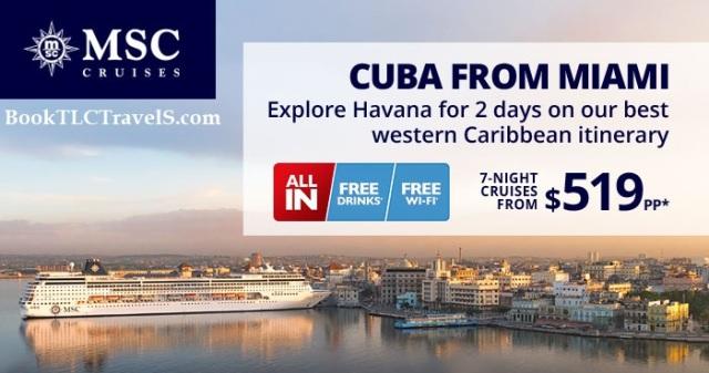 MSC_Armonia-CUBA_From-Miami