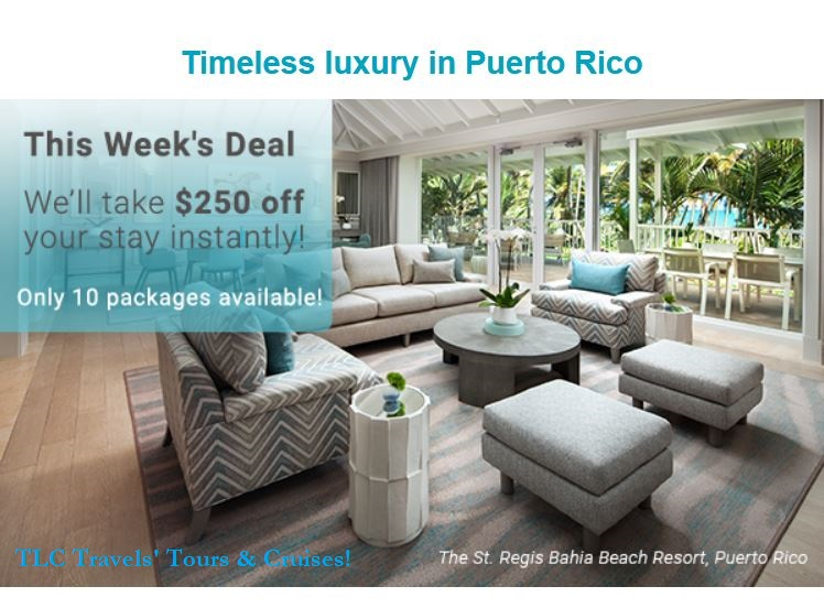 Timeless Luxury in Puerto Rico! Save Big Now!