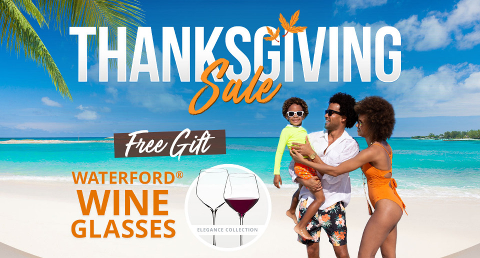 Thanksgiving and More Travel Sales for the Holidays!